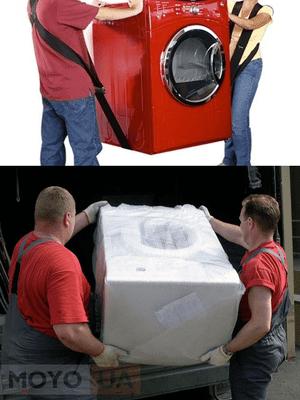 <p>Як транспортувати пральну машинку безпечно: 2 етапи акуратного перевезення</p>