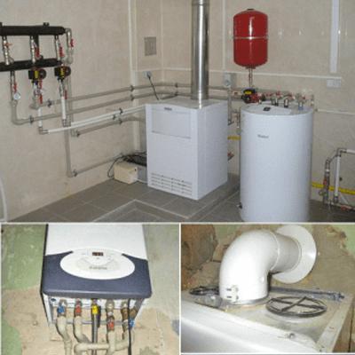 <p>Встановлення і підключення газового котла &ndash; 2 важливі моменти</p>