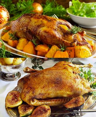 Гусь в духовке: 4 этапа приготовления идеального праздничного блюда