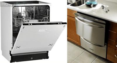 ТОП-10 самых популярных встраиваемых посудомоечных машин
