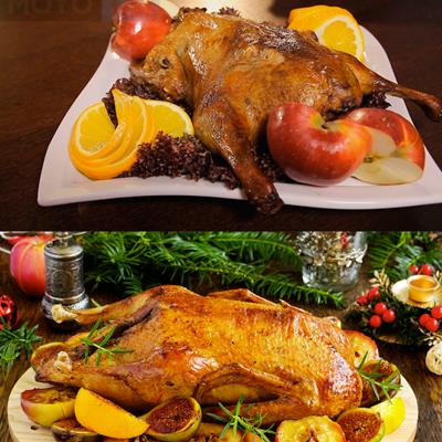 5 интересных рецептов утки в духовке – от простых до «высокой кухни»