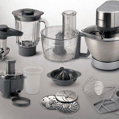 ТОП-10 лучших кухонных комбайнов