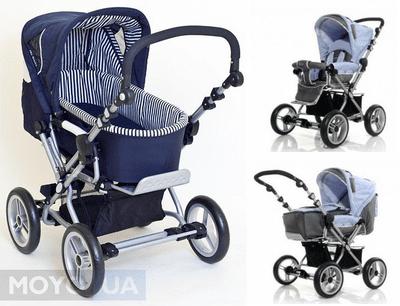 ТОП-10 лучших детских колясок