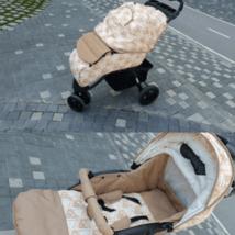 ТОП-10 прогулочных колясок с надувными колесами