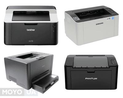 ТОП-8 лучших лазерных принтеров