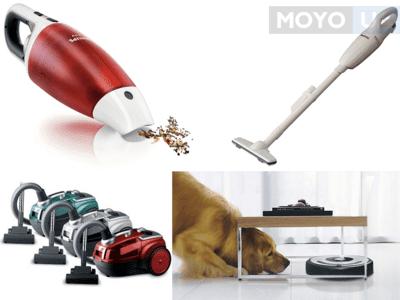 4 основных критерия выбора пылесоса для дома