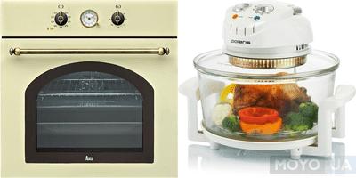Что лучше — духовка или аэрогриль: сравнение 2 видов техники