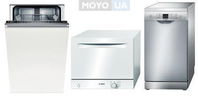ТОП-10 лучших посудомоечных машин Bosch и 5 рекомендаций по выбору