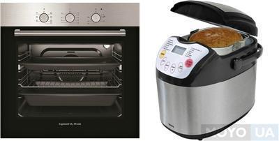 Чем хлебопечка отличается от духовки: обзор 2 видов техники для кухни