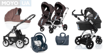 10 лучших колясок для новорожденных: 5 критериев выбора