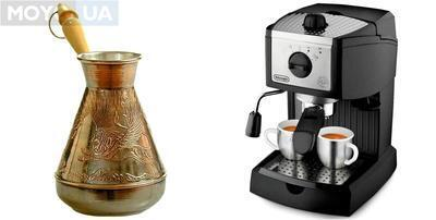 Кофеварка или турка: что из 2 приспособлений для варки кофе лучше?