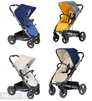 ТОП-10 лучших детских колясок с литыми колесами