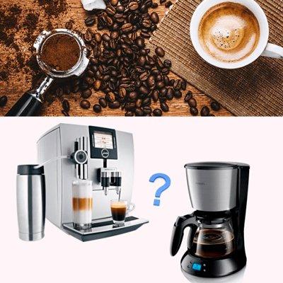 Чем отличается кофеварка от кофемашины: главные различия между 2 устройствами