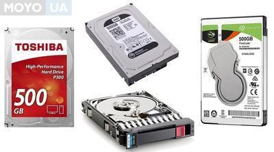 10 лучших внутренних жестких дисков на 500 Гб и 5 секретов качественной покупки