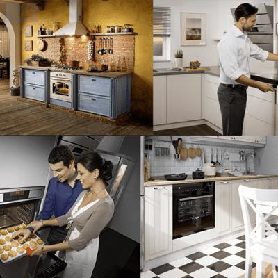 8 критеріїв вибору вбудованої духовки
