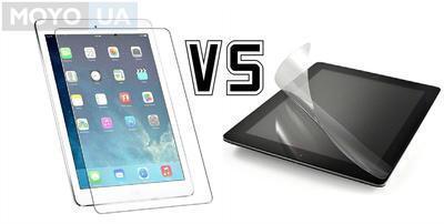 Стекло или пленка для планшета: 2 варианта для защиты экрана