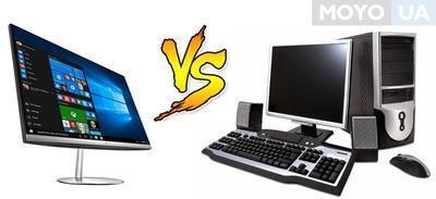 Моноблок или компьютер: выбор из 2 вариантов