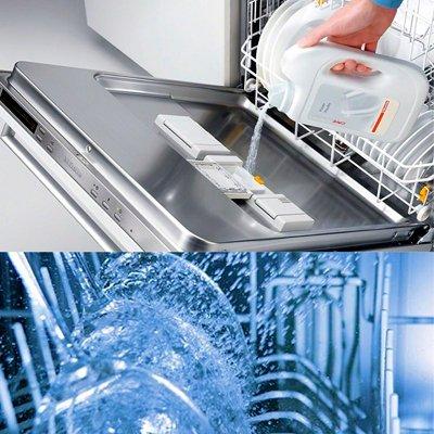 Моющие средства для посудомоечной машины — 5 полезных рекомендаций