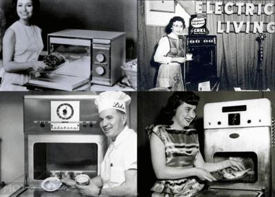Принцип работы микроволновой печи: 4-этапный алгоритм