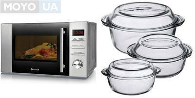 Как выбрать посуду для микроволновой печи: 10 советов