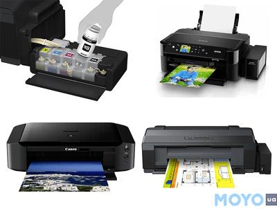 Как работает струйный принтер: 3 особенности