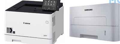 Как работает лазерный принтер + процесс печати в 8 этапах