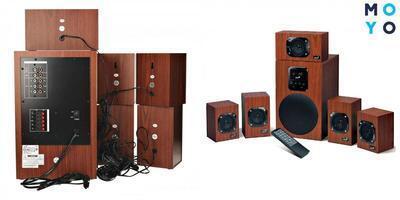 ТОП-5 лучших акустических систем 5.1