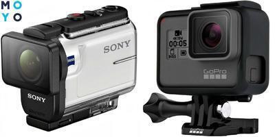 Экшн-камера или видеорегистратор: 10 достоинств и недостатков использования обоих приборов