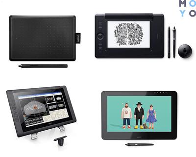 Что такое графический планшет: 3 вида устройства + советы по выбору
