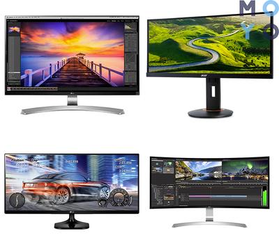 Рейтинг мониторов для монтажа видео — 10 лучших моделей