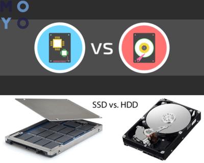 SSD или HDD — что лучше: отличия 2 видов накопителей