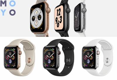 Как развивались популярные смарт-часы Apple: от Watch Original до Series 4
