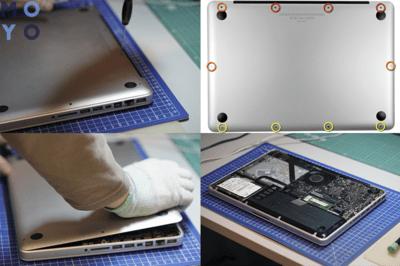 Как правильно установить SSD в MacBook и iMac: инструкция в 4 разделах