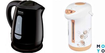 Термопот или чайник – 9 отличий: что лучше выбрать, что экономичнее