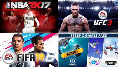 Рейтинг 5 лучших спортивных игр на Сони Плейстейшн 4 и другие платформы