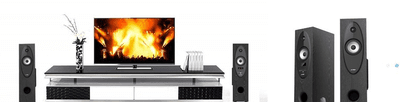 Что лучше: саундбар, музыкальный центр или акустическая система — обзор 3 опций