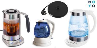 Электрические чайники: какие самые лучшие по качеству – 5 характеристик