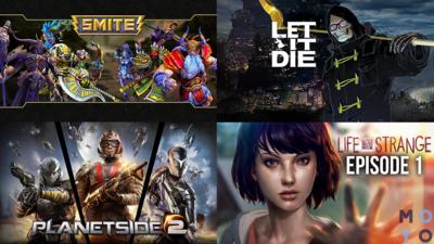 5 самых популярных бесплатных игр на Плейстейшн и другие платформы
