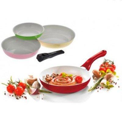 Сковорідки з керамічним покриттям - які краще: 3 підказки господаркам
