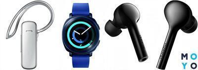 Как подключать Bluetooth-наушники к часам: 3 варианта