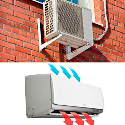 Как включить и настроить кондиционер на тепло: 2 простых способа