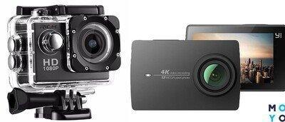 Как выбрать экшн-камеру на примере 3 лучших моделей 2019 года