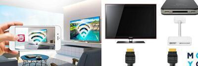Как подключить Apple iPhone к телевизору LG: 6 проверенных способов