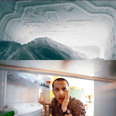 3 полезных совета, как быстро и правильно разморозить холодильник