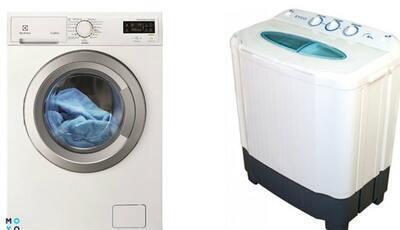 Чим відрізняється пральна машинка автомат від напівавтомата: 7 ключових пунктів