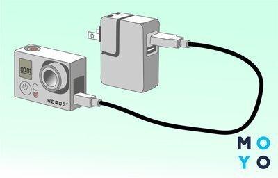 Подробный гайд в 3 пунктах, сколько времени и как правильно заряжать экшн камеру