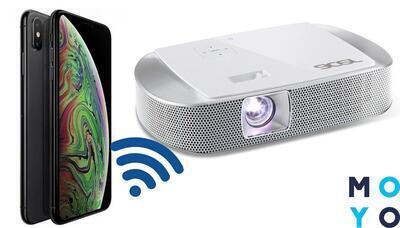 Как подключить телефон к проектору через WiFi — инструкция на 3 пункта и список 7 лучших приложений