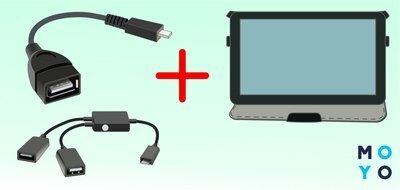 Як швидко підключити флешку до планшета – гайд на 4 пункти