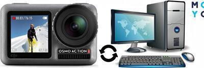 2 простых способа, как подключить экшн-камеру к компьютеру и топ-6 приложений для обработки видео/фото