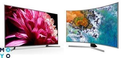Какой телевизор лучше — изогнутый или плоский: 6 аргументов «за» и «против»